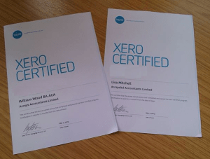 Xero Set Up and Conversions