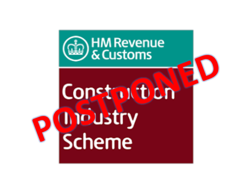 HMRC postpones domestic reverse charge for construction services until October 2020