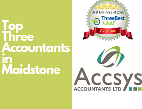 Top Three Accountants in Maidstone